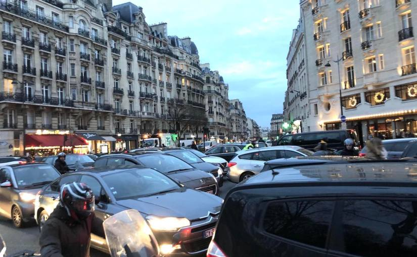 For Us Americans: What Is This Paris Transportation Strike, AKA La Greve