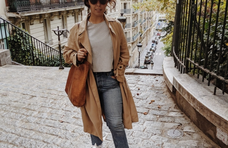 How my style changed when I moved to Paris